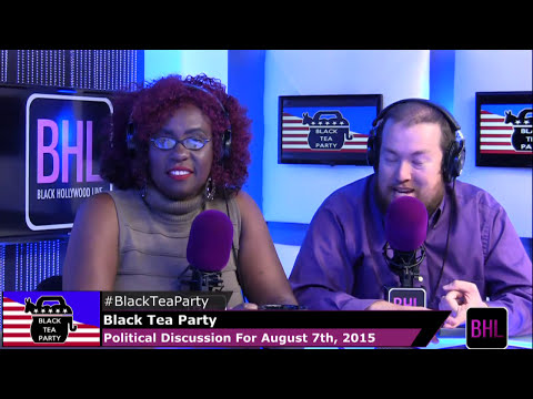 Primary Republican Debate, Gun Control & More Political News   BHL's Black Tea Party