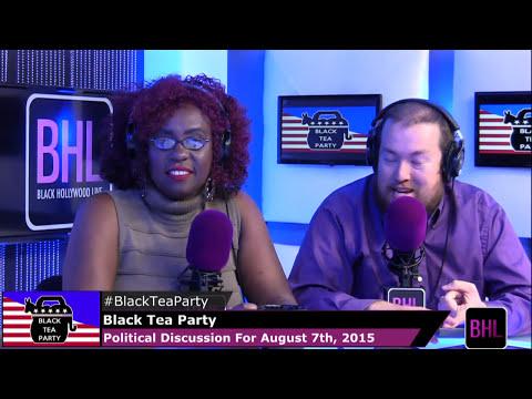 Primary Republican Debate, Gun Control & More Political News | BHL's Black Tea Party