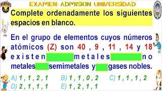 Semimetales videos semimetales clips clipzui examen admisin a la universidad callao tabla peridica qumica solucionario unac urtaz Choice Image