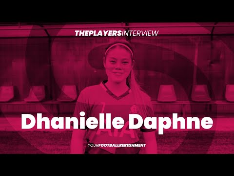 THE PLAYER'S INTERVIEW : DHANIELLE DAPHNE (PEMAIN TIMNAS PUTRI INDONESIA)