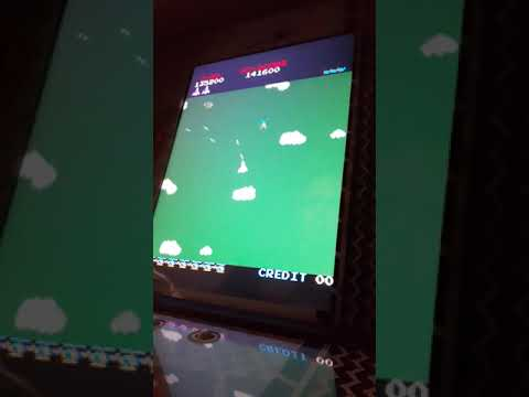 Arcade1up Time Pilot High Score Challenge from Sling A. Spade High Scores