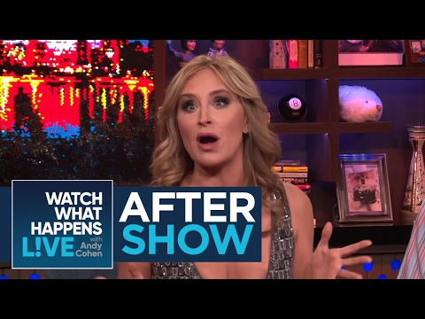 After Show: Just The Sex Tip With Sonja Morgan - RHONY - WWHL