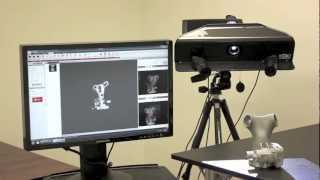 Demonstrating the 3D Scanning Process with the Affordable HDI 3D Scanner thumbnail