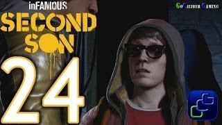 inFAMOUS: Second Son PS4 Walkthrough - Part 24 - Reggie Takes Flight, Heaven's Hellfire