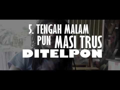 DHOTY - Kasi Mati Hape Saja Ahhg ( Official Video Lirik ) 2018
