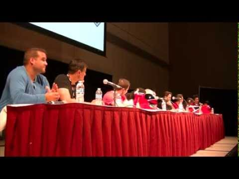 Forever Red Power MorphiCon 2014 Saturday Panel! Austin St. John & Many More!