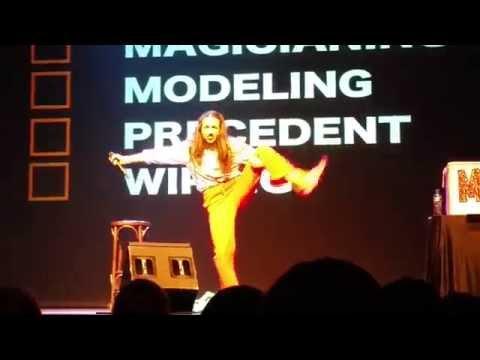 Education - Miranda Sings Show in Amsterdam