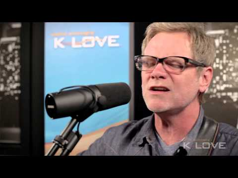 "K-LOVE - Steven Curtis Chapman ""Love Take Me Over"" LIVE"