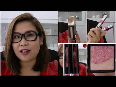 ♥黑咪Review♥ 近期化妝界新品 + 兩隻平價版YSL Fusion Ink粉底