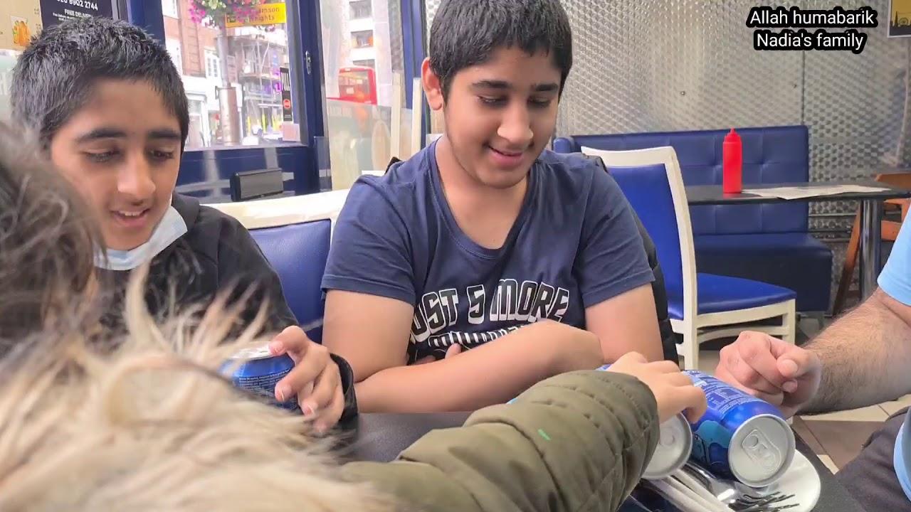 Eating out after lockdown, shopping || Ab himmat jawab  de gaye hai.