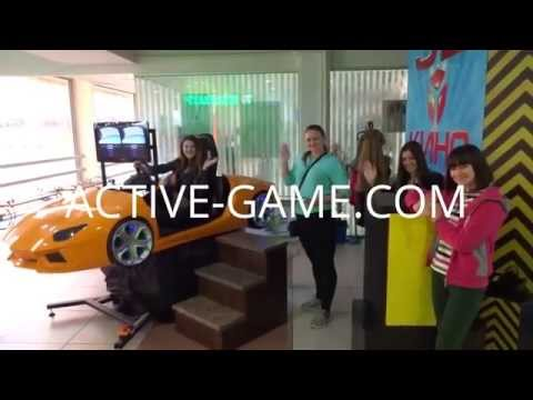 Racing Simulator with Oculus Rift