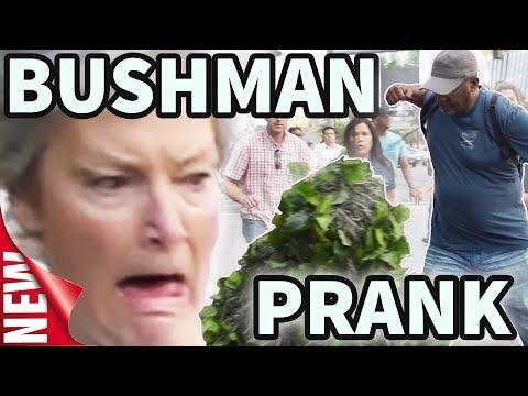 Las Vegas Bushman Prank!S05e02