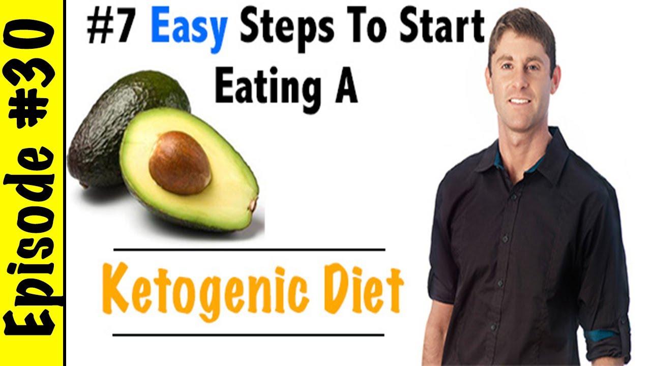 7 Easy Steps To Start Eating A Ketogenic Diet Youtube