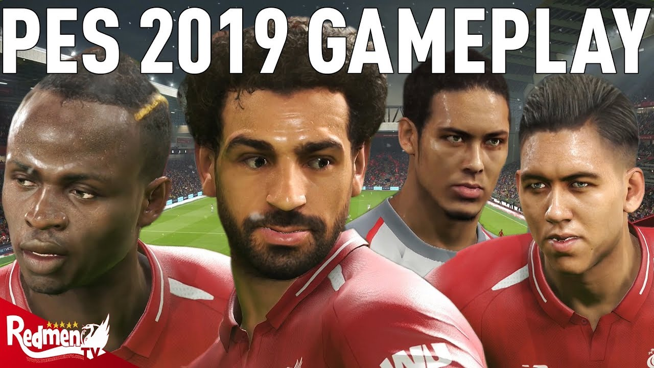Salah is AMAZING! | PES 2019 Liverpool Gameplay and Review