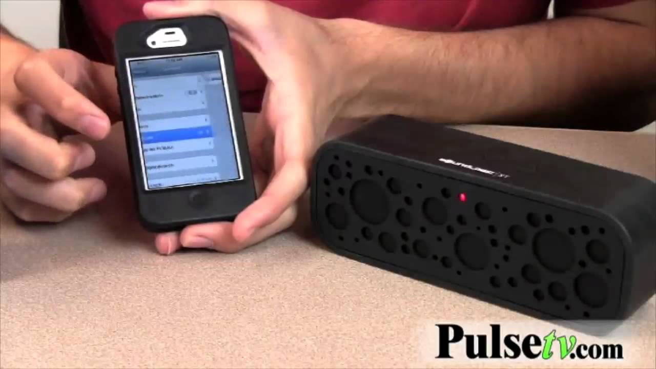 How To Connect your Bluetooth Device to SoundLogic XT Soundbox