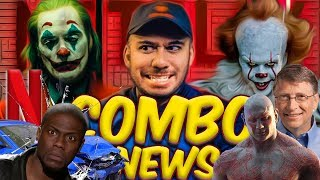 ElJoker aplaudida, BillGates documental, Batista en DC, Director de IT para Flash y más #ComboNews