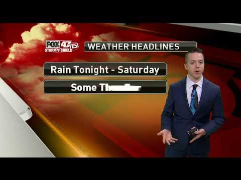 Dustin's Forecast 5-18