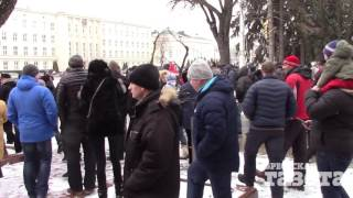 Марш нетунеядцев в Бресте, 26 февраля 2017 года