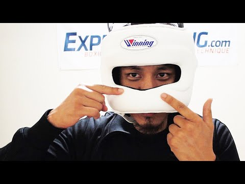 Winning FG-5000 Boxing Headgear Review