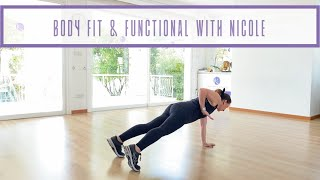 Body Fit & Functional with Nicole