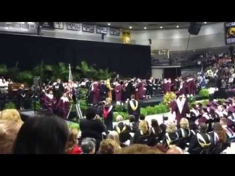 Thomas Dale High School graduation 2013