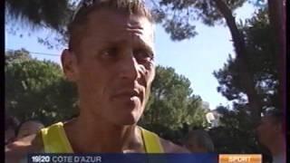 Courir pour une Fleur 2008 - Antibes - semi marathon