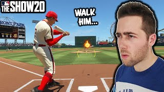 THIS WAS AN INTERESTING NIGHT...MLB THE SHOW 20 DIAMOND DYNASTY