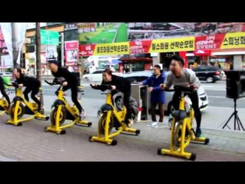 Trend Spinning Korea 김시민(거북이쌤) 150314 스피닝 팀 어드벤쳐 로드쇼 사랑아