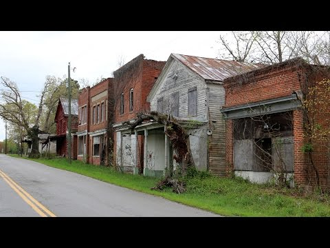 ABANDONED VIRGINIA: Ghost Town [Union Level]