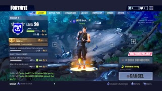 Fortnite battle royale solo 50000 vbucks challenge