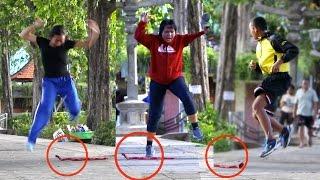 Prank Ular! Ngerjain Orang Pake Ular!! Prank Indonesia Yudist Ardhana.