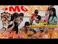 EXTREME!!! BOCAH 5 TAHUN SAMYANG CHALLENGE SAMPE NANGIS - INDONESIA