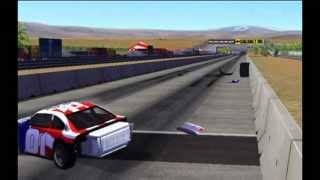 Drag and Stock Racer Wii Gameplay Part 2