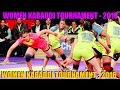 NUZVID (Dasara) || KABADDI TOURNAMENT - 2016 || GIRLS SHOW MATCH || Full HD | Amaravathi Media