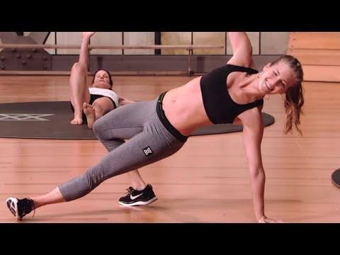 45-Min Strength Workout   Level 2 W/ Rebecca Kennedy