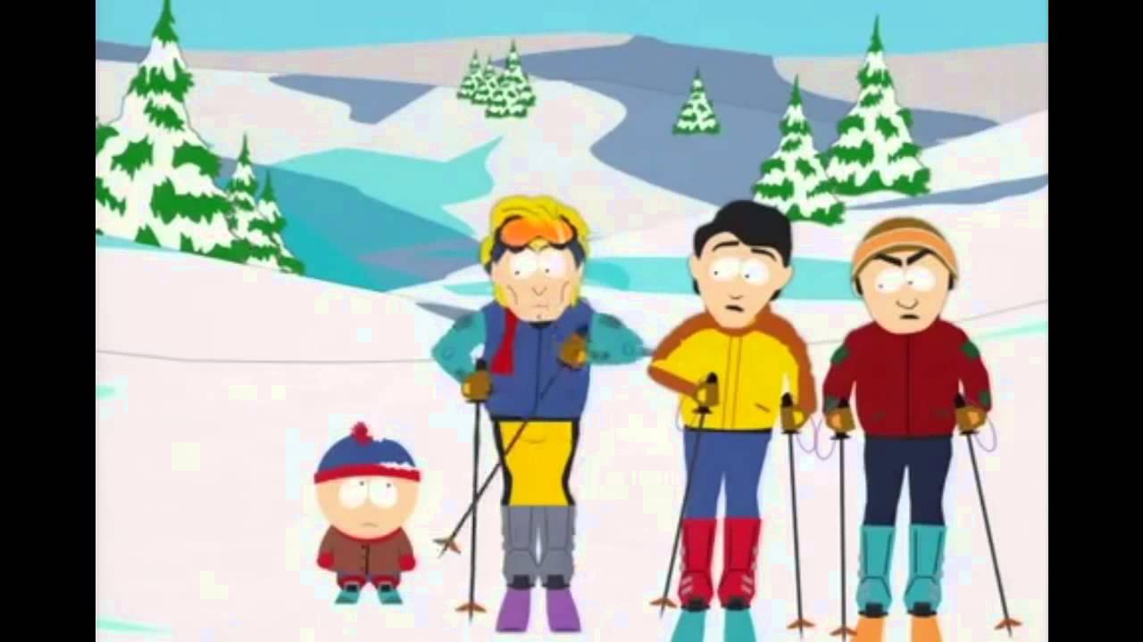 South Park - Aspen bully