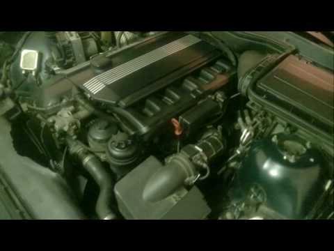 Главное!!!О системе охлаждения BMW 5 е-39