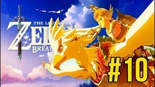 Zelda: Breath of the Wild #10: LẠC VÀO VƯƠNG QUỐC NGƯỜI CHIM !!! Chuẩn bị bắn B52 thôi anh em !!!