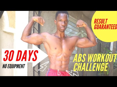 get the perfect 6 pack abs in 30 days abs workout