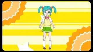 uni (rattatta♪) | Fidget (Latata♪) http://www.nicovideo.jp/watch/sm19004812 song: 立秋 (risshuu) video: 砂吹 original ver.