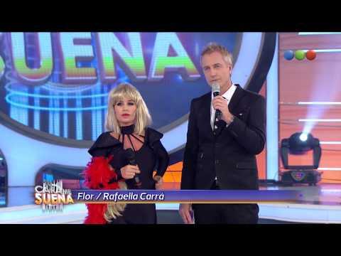 Devolución para Flor Peña, Rafaella Carrá - Tu Cara Me Suena 2014