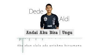 Gambar cover Andai Aku Bisa | Ungu [Cover by Dede Aldi]