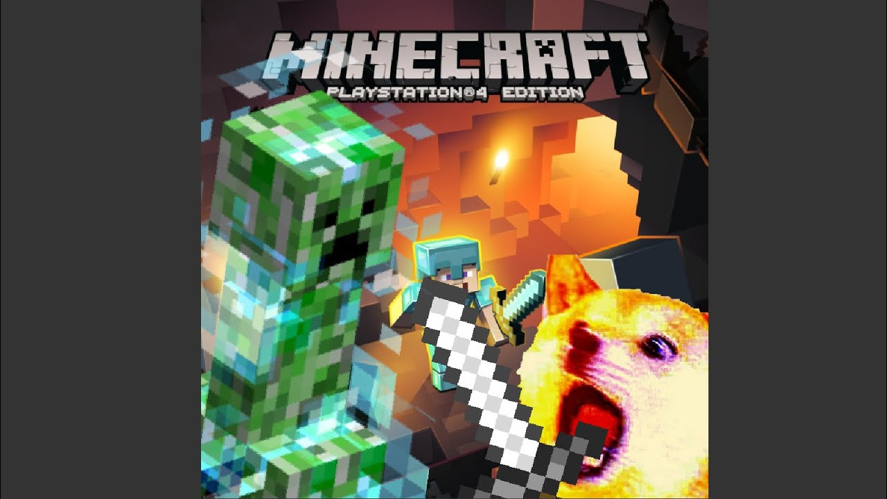 Doge plays Minecraft PS4 Ep 7