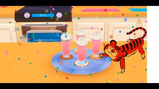 My Bakery Empire Part 2  Bake Decorate Serve Cakes Games For Girls Play  Learn Fun Cooking Kids Game