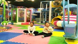 Fun Outdoor Playground for kids - Masal & Öykü