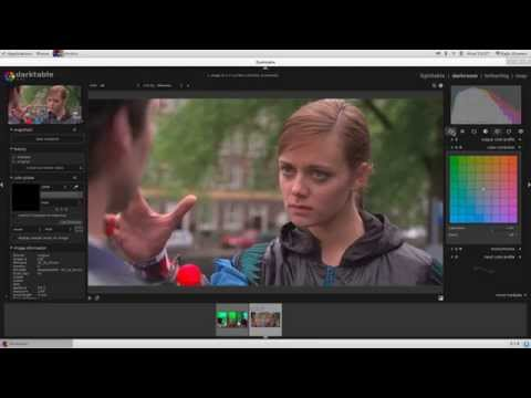 Darktable -Free and Open Source Color Correction Software for Linux