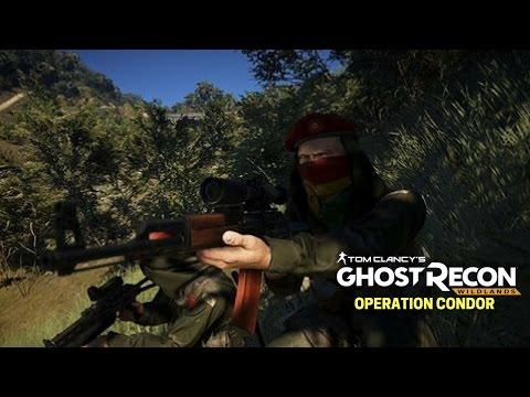 Taskforce 21 Immersive Combat Live stream: Operation Condor
