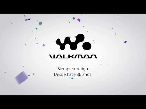 Celebrando 36 años de música con los reproductores MP3 Sony Walkman | Sony Latin