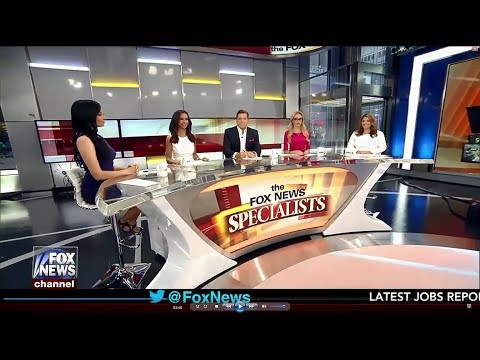 07-10-17 Kat Timpf on The Fox News Specialists - Complete, Uncut Show
