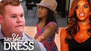 The Most Demanding Bridesmaids! | Say Yes To The Dress